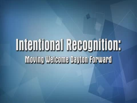 """2015 REACH Across Dayton Conference """"Intentional Recognition: Moving Welcome Dayton Forward"""""""""""