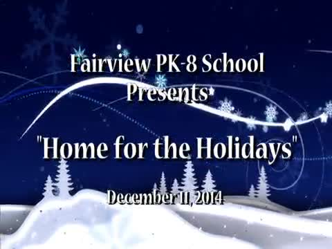 Fairview Home for the Holidays