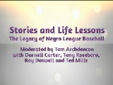 REACH 2014:The Stories and Life lessons from the Negro Baseball League