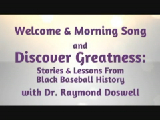 REACH 2014:Discover Greatness, The Negro Baseball League