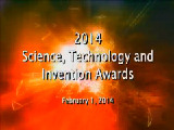2014 Science, Technology, &  Invention Awards