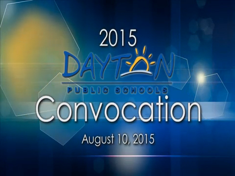 2015 DPS Opening Day Convocation