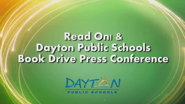 Read On! & DPS Book Drive Press Conference