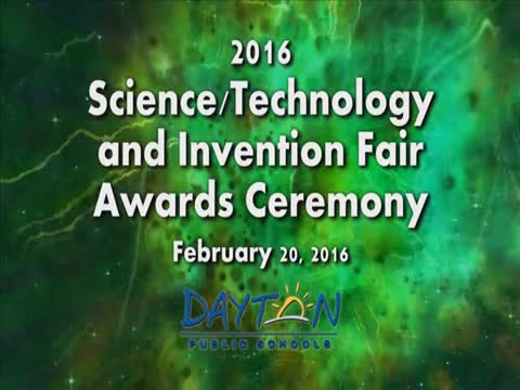 2016 Science / Technology & Invention Fair Awards Ceremony